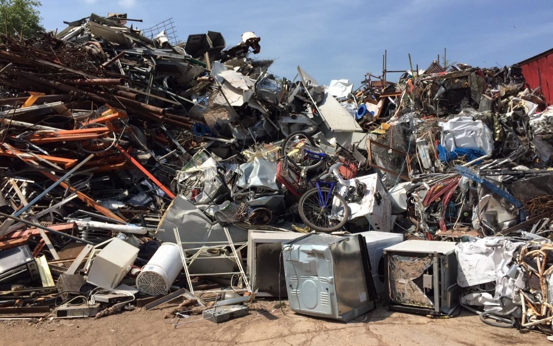 The importance of Scrap Metal recycling - Skips Plymouth